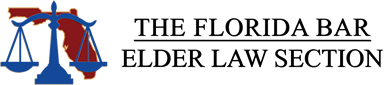 The Florida Bar Elder Law Section Logo