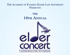 2018 Elder Concert Image
